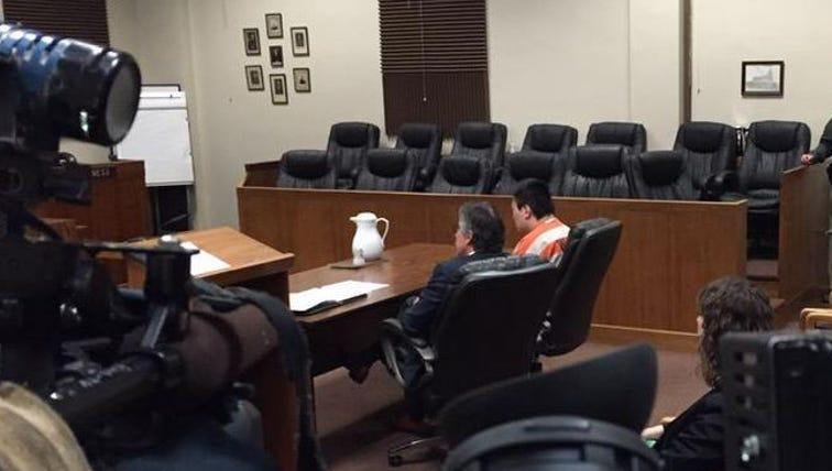 John Lee in court