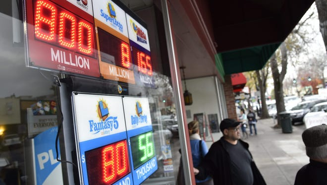 Alabama is one of a handful of states that does not have a lottery.