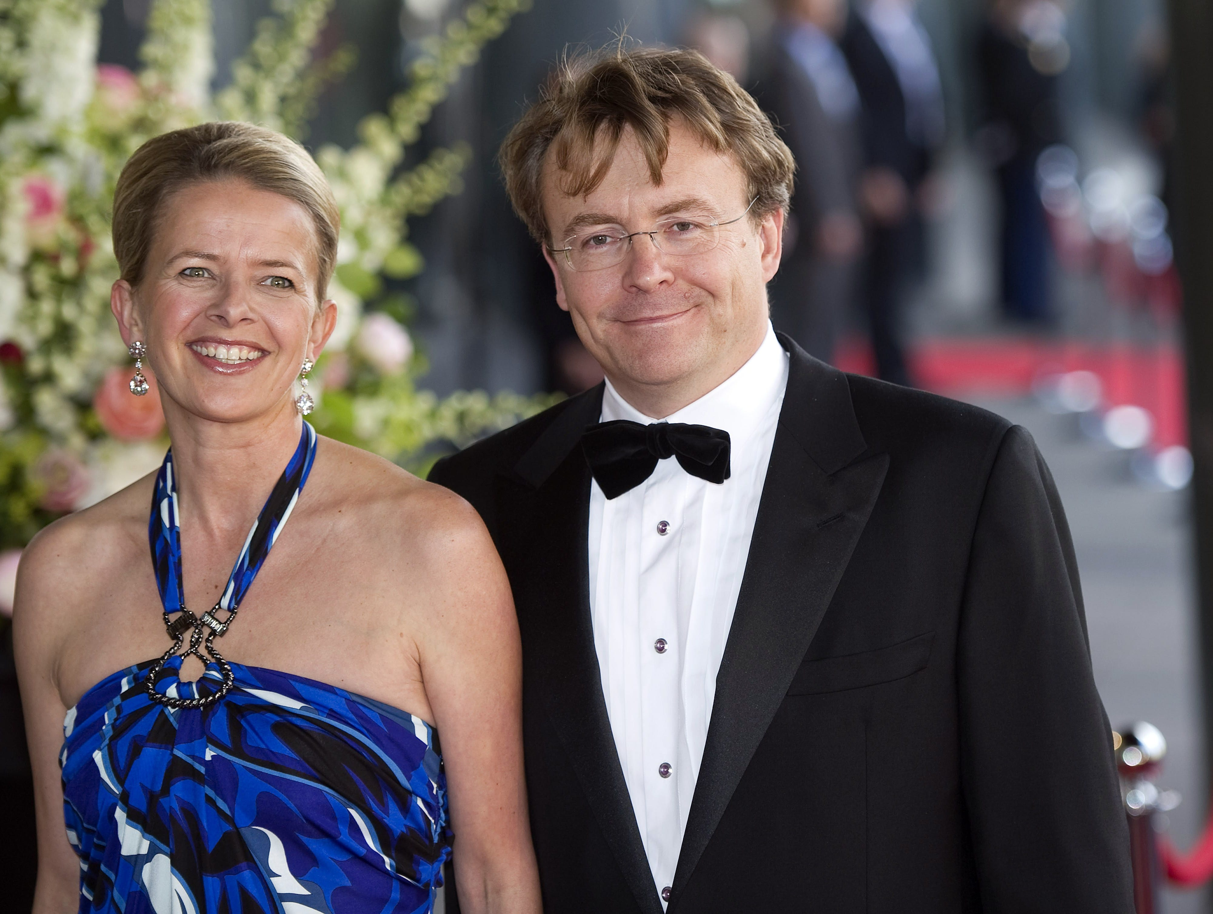 Dutch royal Prince Johan Friso dies following ski accident