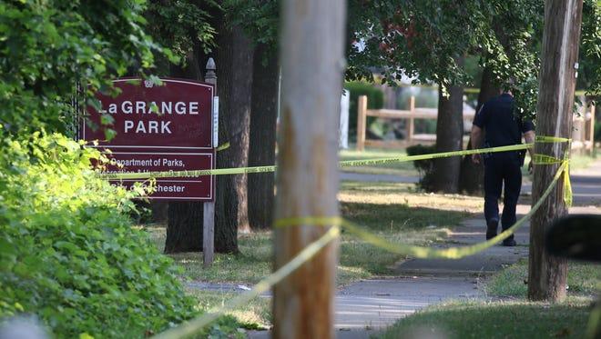 The body found in La Grange Park last week has been officially identified.