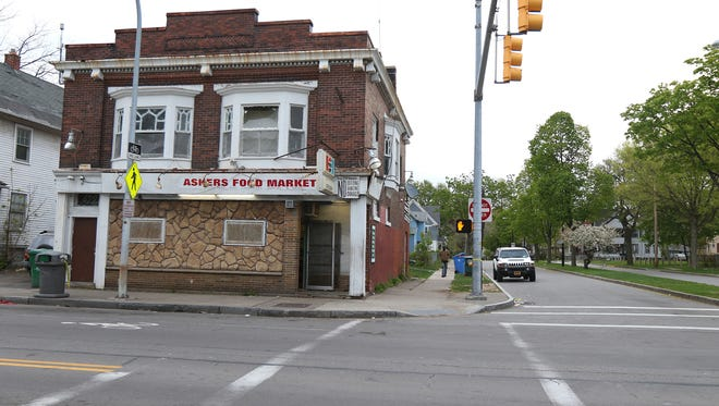 A Rochester man was fatally shot after leaving this corner store on Dewey Avenue and Glendale Park in early May.