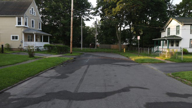 A man received serious injuries from a shooting early Tuesday.  Rochester police said he was found on Caffery Place, a dead end street off Clifton Street.