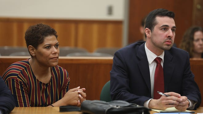 Judge Leticia Astacio's next court appearance is scheduled for Nov. 29 to argue motions on her weapons charge.