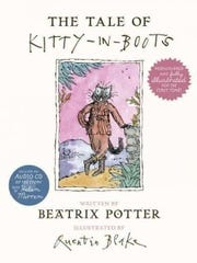 """The Tale of Kitty-in-Boots"""