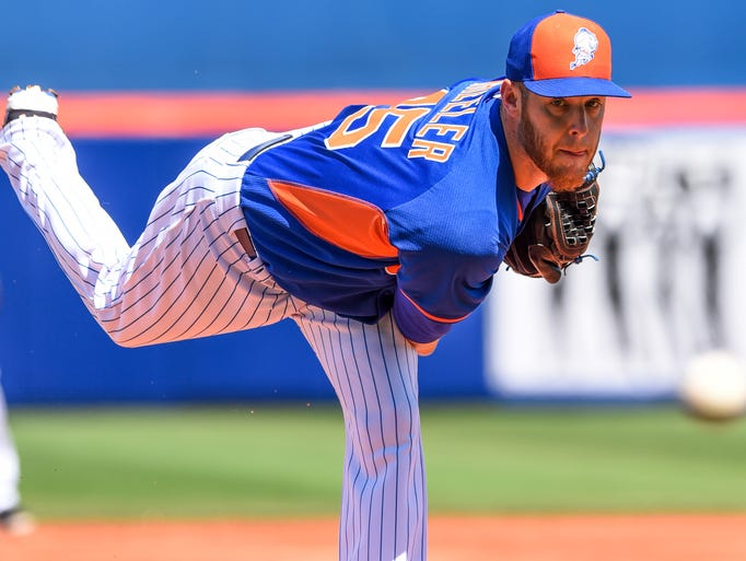 RHP Zack Wheeler, Mets