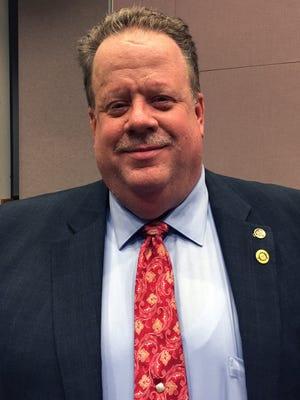 Former Port St. Lucie City Attorney Reggie Osenton