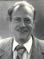 Marshall McLuhan is shown in this 1974 file photo.