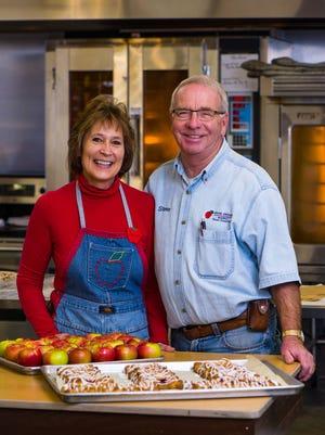 Janice and Steve Wood