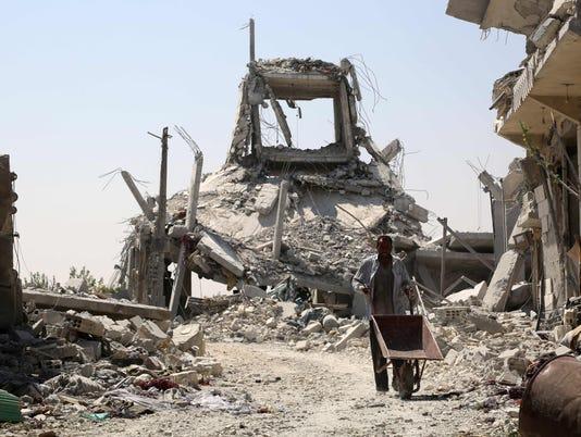 AFP AFP_ER9BE I WAR SYR