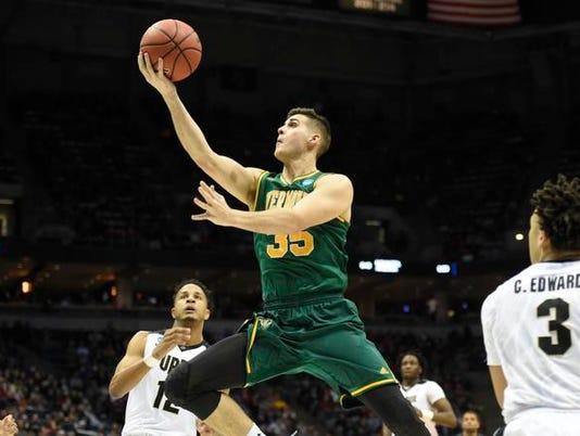 NCAA Basketball: NCAA Tournament-First Round-Purdue vs Vermont