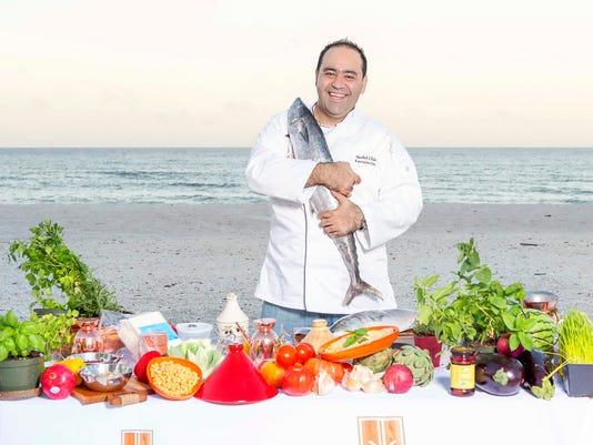Chef Rachid Eido