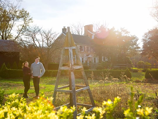 Greg Shelton, and his wife, Dawn who is the granddaughter of one of the original Three Little Bakers, are hosting a Christmas Market and food, wine, beer, and cider festival on Dec. 2, from 10 a.m. to 6 p.m. at their historic home, Poplar Hall. They have restored this property that sits on 7-acres.