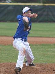 Clyde High School pitcher Jose Leal Jr. in April 2011. Leal was killed in a four-vehicle accident on the Ohio Turnpike in Milan Township on Saturday February 21, 2015.