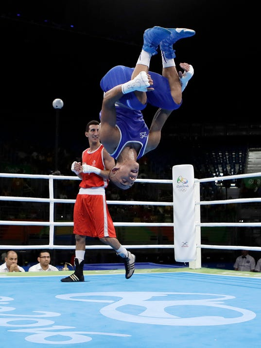 Fighting For Honduras Us Born Teen Loses To French Boxer