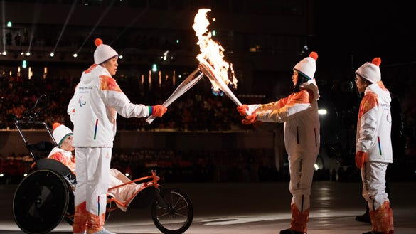 EPA SOUTH KOREA PYEONGCHANG 2018 PARALYMPIC GAMES SPO SPORTS EVENTS KOR