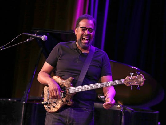 As par to Camden County's Sunset Jazz Series, Stanley Clarke performs Monday at 8 p.m. at Wiggins Waterfront Park, Camden Waterfront.