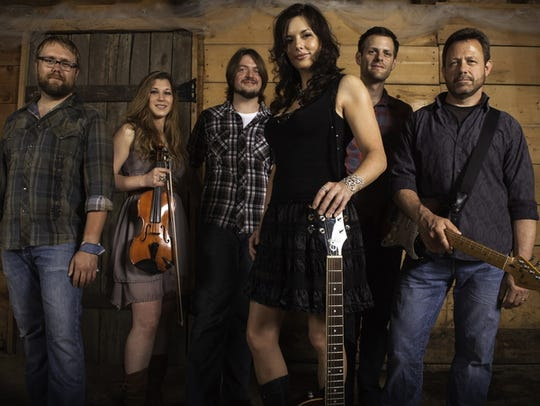 The Shalo Lee Band will perform at Summertime by George!
