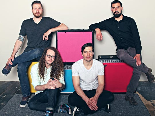 Paper Holland plays the Milwaukee Fringe Festival Kick-Off Party at Company Brewing on Aug. 25.