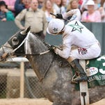 Creator went from last to first to win the Arkansas Derby.