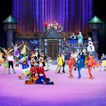 Disney on Ice '100 Years of Magic' coming to the Denny Sanford Premier Center