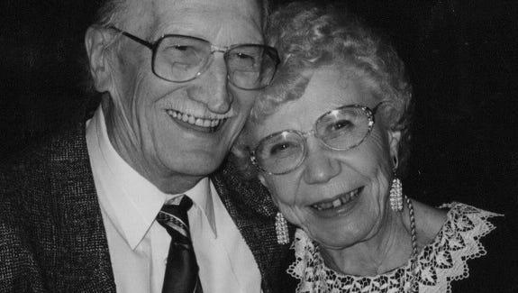 Hattie Valerie (Tylla) Stimac, 96