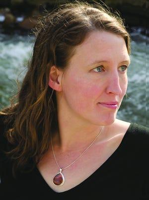 Minnesota writer Kelly Barnhill will speak March 1 at Lynden Sculpture Garden, 2145 W. Brown Deer Rd.