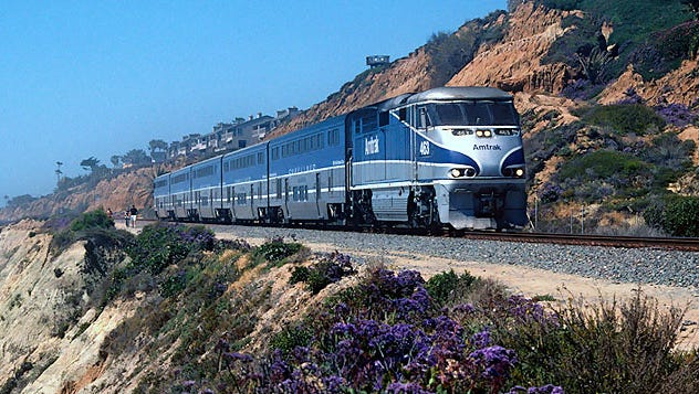 Thousands of Ventura County residents commute to Santa Barbara County for work. In an effort to cut down on automobile congestion on Highway 101, new, peak-hour Amtrak Pacific Surfliner passenger train schedulesare scheduled to debut April 2.