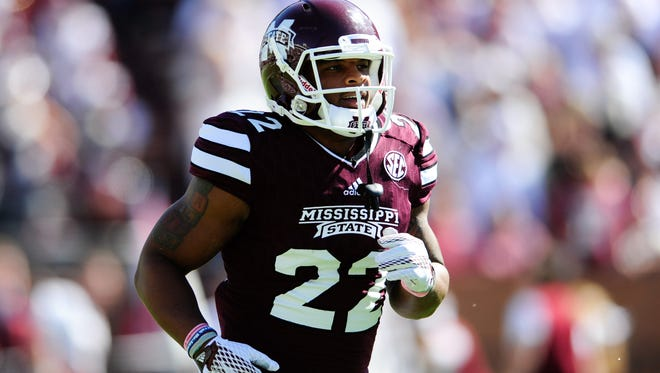 Mississippi State sophomore Malik Dear has only played slot wide receiver during the spring and summer.
