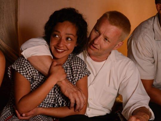 Ruth Negga and Joel Edgerton star as Mildred and Richard
