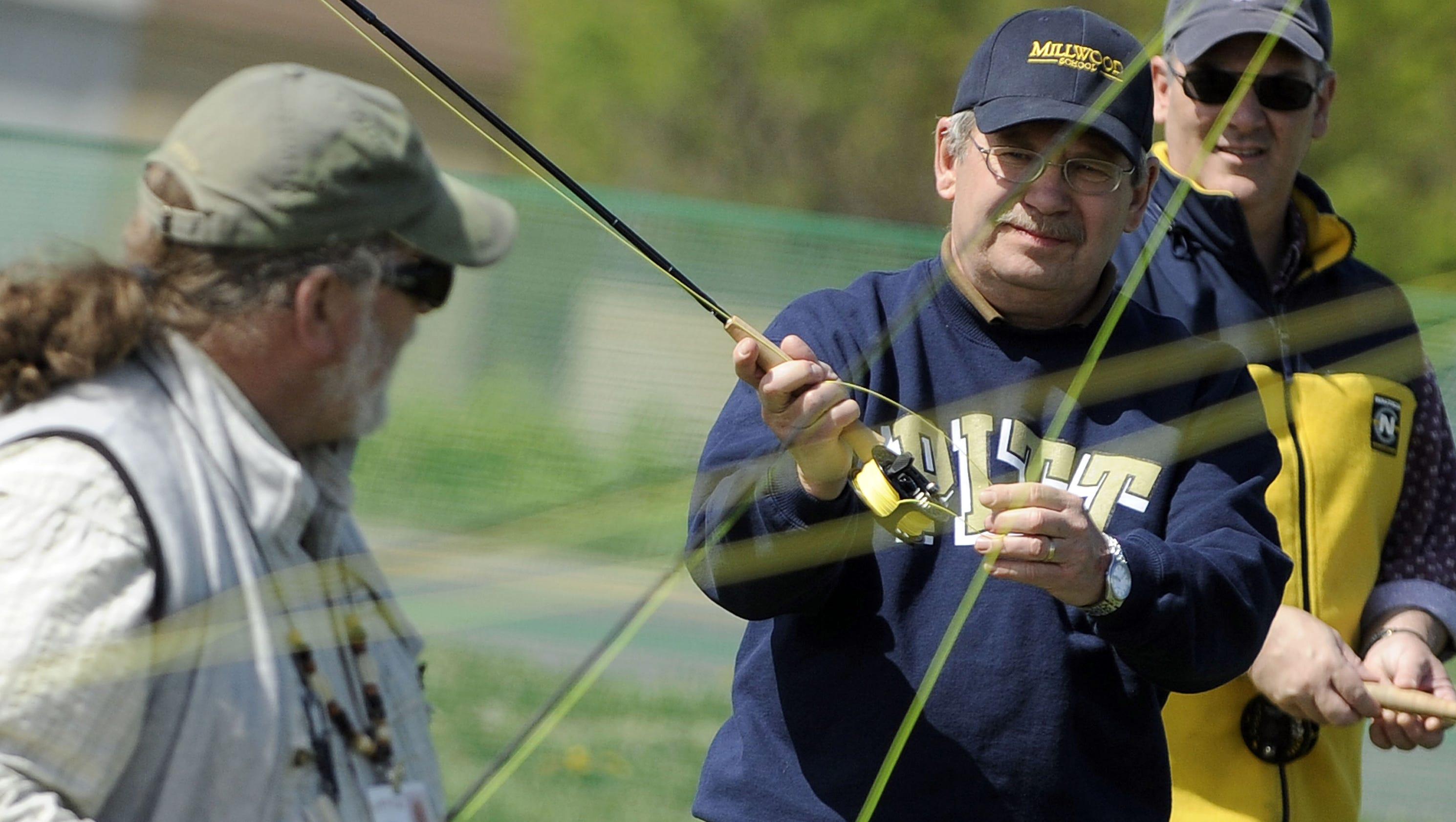 New waynesboro fly fishing expo announced for Fly fishing shows