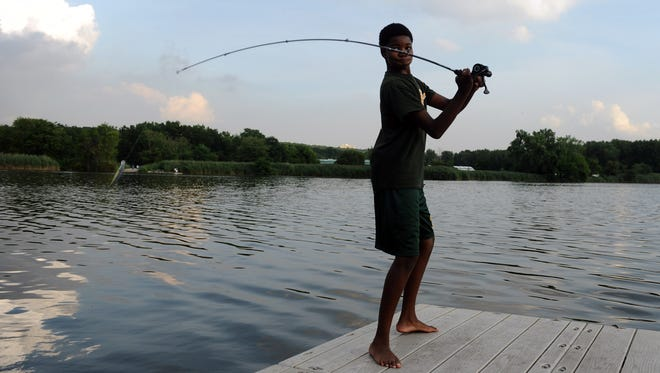 This summer, spend a few hours at a fishing spot you've never tried before. North Jersey is full of them.