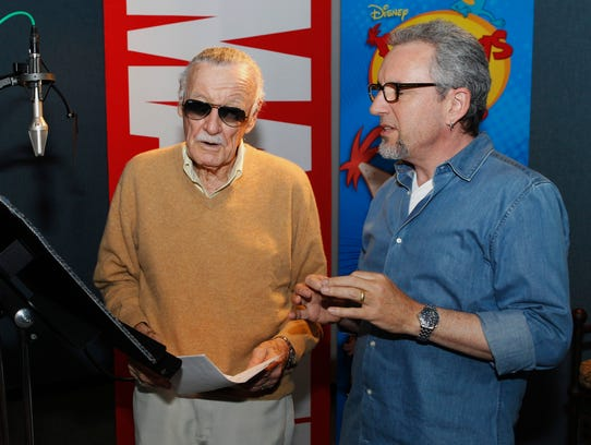 Stan and Swampy