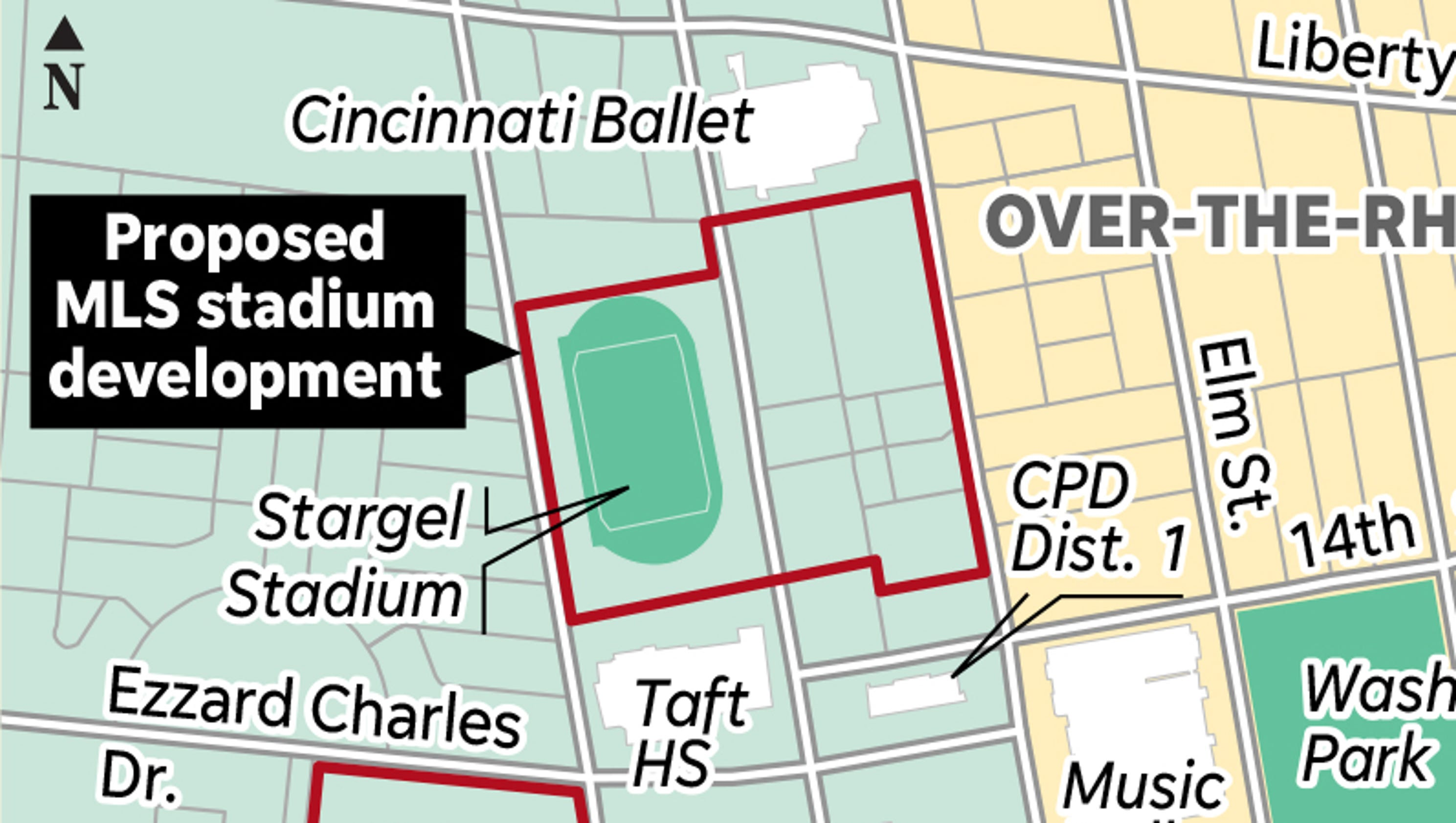 Here s what FC Cincinnati could pay schools in taxes for West End