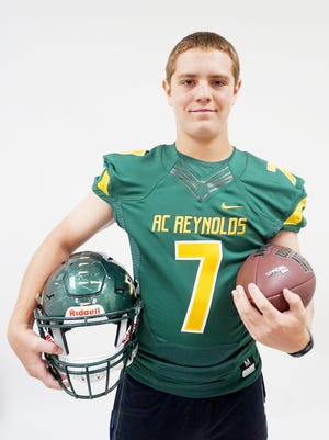 Reynolds senior Andrew Wall is the Ingles Athlete of the Week.