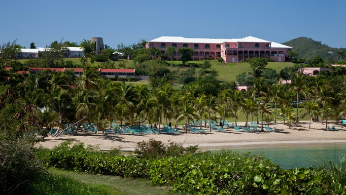 Where To Stay For Luxury And Romance On St Croix Usvi Experience Caribbean