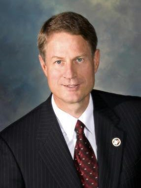 John Lewis resigned as mayor of Gilbert.
