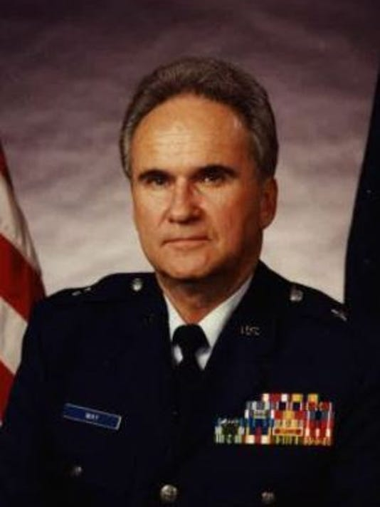 Birthdays: Brig. General Stan May