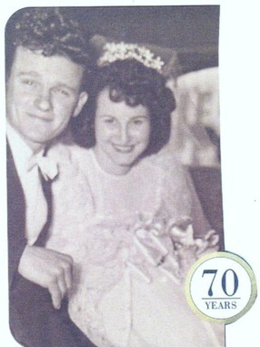 Anniversaries: Nicholas Marinaro & Viola Marinaro