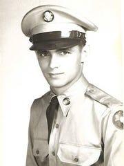Cpl. George A. Perreault of Winooski was killed in