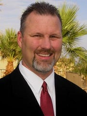 Indio City Councilman Mike Wilson
