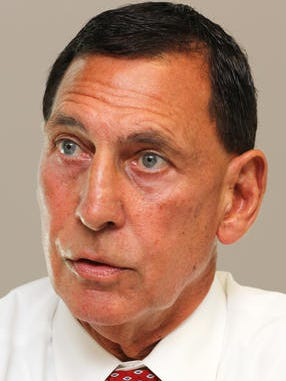 A Millville man was convicted Wednesday of threatening to kill Rep. Frank LoBiondo, R-Ventnor, and two staffers.
