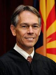 Arizona Supreme Court Chief Justice Scott Bales