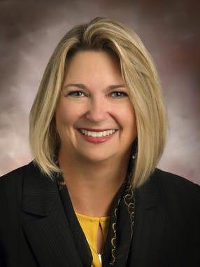 MSD chairwoman Cyndi Caudill.