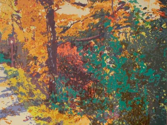 Presnell Weidner 2014 Paths of Entanglement III_Monoprint_15.75x19.25.jpg