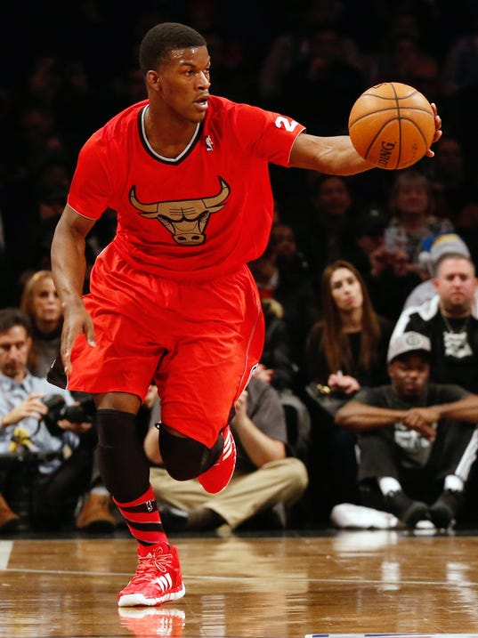 Bulls open NBA Christmas schedule with rout of Nets