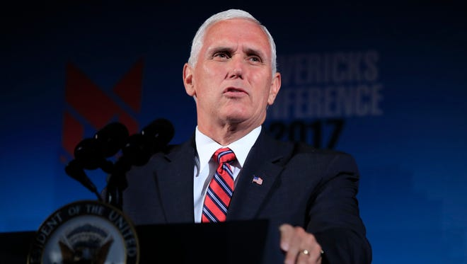 Vice President Pence has established his own political action committee.