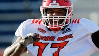 Fifth in a 10-part NFL draft position-preview series looking at prospects who might be of interest to the Packers. Today: Offensive line.