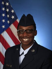 U.S. Air Force Airman 1st Class Constance J. Jones