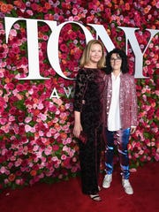 Joan Allen (L) and Tina Landau