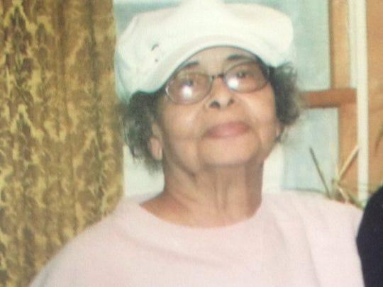 Julia Morrow, 84.